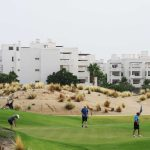 Saurines, the best golf course in Murcia