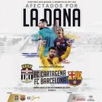 Un partido benéfico por Murcia, en Cartagena